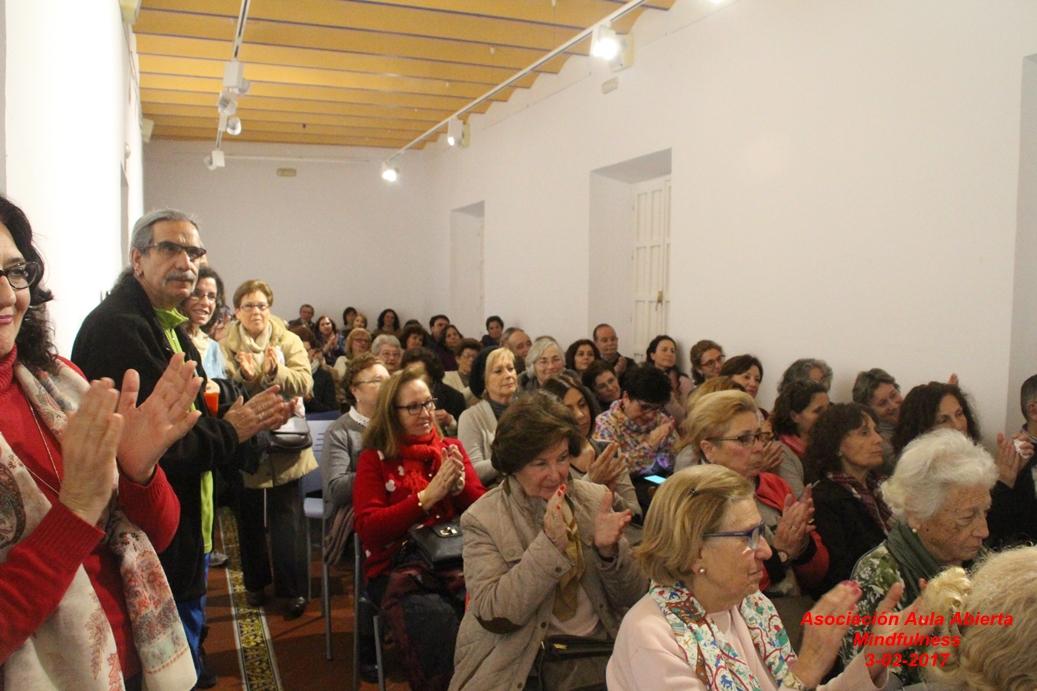 Charla Mindfulness Sevilla - Ipsimed