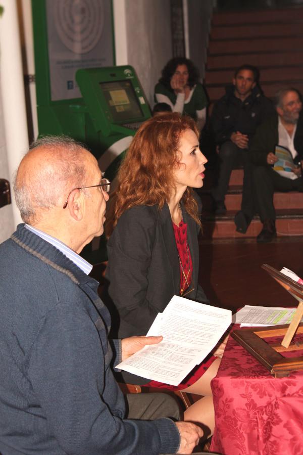 Manuel e Isabel Pintor, autores del libro 'Teatro Psicología y Vida Cotidiana'